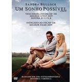 Dvd Um Sonho Possivel - Sandra Bullock, Tim Mcgraw