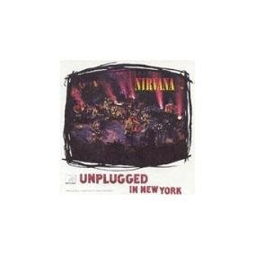 Vinilo Lp Nirvana Mtv Unplugged In New York Nuevo