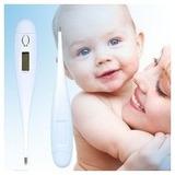 Termometro Digital Clínico Com Beep Febre Adulto E Infantil