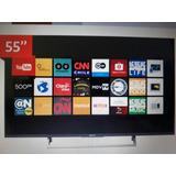 Tv Led Sony Kd X-55 X725 E