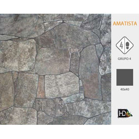 Ceramica Simil Piedra Cortines Amatista 1º. Precio X Caja!!!