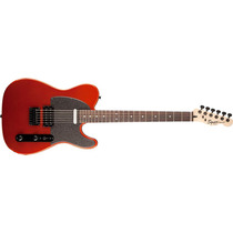 Guitarra Fender Squier Bullet Telecaster Hs Orange Metallic
