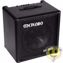Amplificador Cubo Meteoro Ultrabass Bx200 250w - Kadu Som