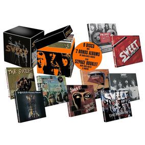 Sweet Sensational Box Set Hard Rock 70 Original Importado