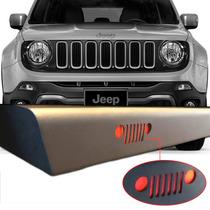 Estribo Plataforma Personalizado Jeep Renegade (todos)