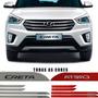 Friso Lateral Personalizado Hyundai Creta 2017 /...