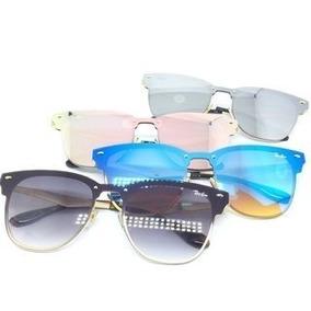 947b56740359d Óculos De Sol Rb Novo Modelo Moda Jovem Mega Preço Baixo Top · R  69 99