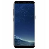 Samsung S8 Galaxy 64gb, Libres,4g Lte, Nuevo, Black - Negro