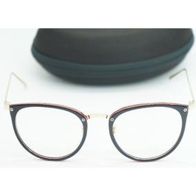 Óculos Redondo Sem Grau Dior - Óculos no Mercado Livre Brasil 224c869326