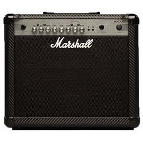 Amplificador Marshall Guitarra Mg30 Cfx 30w C/efeitos