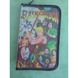 Antigua Cartuchera Escolar Flash Gordon !! Comic Tv 1980s