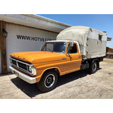 Hotv8 Vende Ford F-2000 1981 Original E Impecável