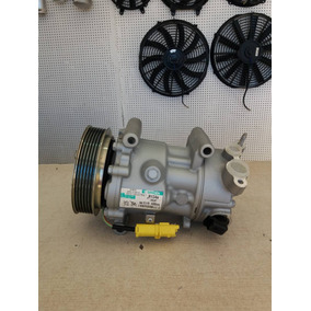 Compressor Ar Condicionado Peugeot 207 Sd6c12 Remanufaturado