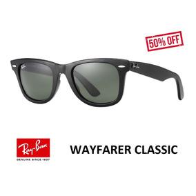 a5cc1d9faa8ef Oculos Wayfarer Laranja Haste Verde - Óculos no Mercado Livre Brasil