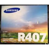 Unidad De Imagen Samsung Clt-r407 / Xax Laser Imaging Drum
