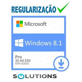 Selo Etiqueta - Windows8.1 Pro Original Esd + Nf-e