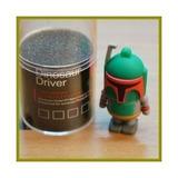 Figura Boba Fet Usb 8gb Dinosaur Driver Star Wars