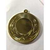 100 Medallas Deportivas 5.0cm Sin Cinta