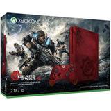 Consola Xbox One S Edicion Gears Of Wars4 Nuevas Garantia