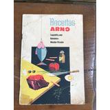 Livro de receitas sorveteira arno no mercado livre brasil antigo livro de receitas arno fandeluxe Gallery