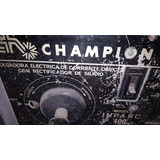 Planta De Soldar Champion Hobart Inparc 400