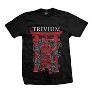 Remera Trivium - Samurai