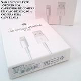 Cabo Dados Usb Original Apple Iphone X 5 5s 6 7 8 Ipad Ipod