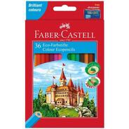 Lapices Faber Castell Ecolapiz X 36 + Sacapuntas