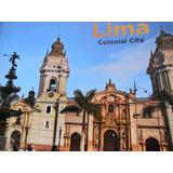 Libro Turístico Lima Peru Idioma Inglés Envio Gratis
