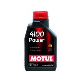 Óleo Motul 4100 Power Sae 15w50 1lt