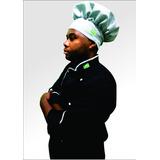 Touca Para Cozinheiro, Chapeu De Chef De Cozinha,