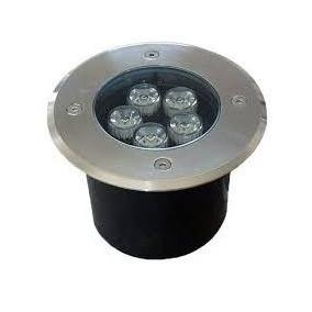 Spot Empotrable Para Piso Exterior Led 5w Lampara Ip65 Bn