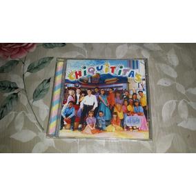 Cd Chiquititas 24 Horas Original