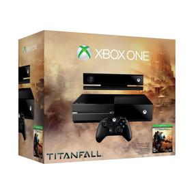 Consola Xbox One Titanfall + Kinect 8gb Nuevo Blakhelmet Sp