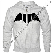Sudadera Batman V Superman Dawn Of Justice Cierre Vmvg