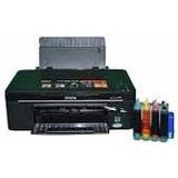 Impresora Epson T22 Con Sistema De Tinta Continuo