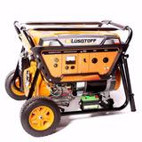 Grupo Electrogeno Generador Trifásico 6500w 15hp Lusqtoff