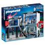 Playmobil City Action 5182 Comisaría Con Alarma Mejor Precio