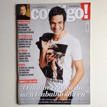 Revista Contigo Mateus Solano Leticia Colin Luan Santana