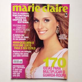 Revista Marie Claire Carolina Dieckmann Ano 2003