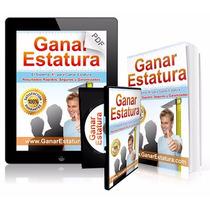 Libro Aumente 15 Cm Ganar Estatura - Luis Garcia Pdf