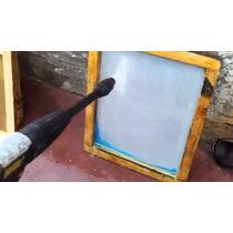 Quita Emulsion Serigrafia X 100 Gramos (rinde 8/15 Litros)