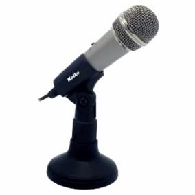 Micrófono Con Pedestal Kolke Kpi-049