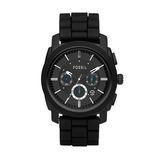 Relógio Fossil Cronografo Ffs4487/z Lindo + Frete