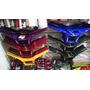 Guidao Drift Alto Aluminio Monaco Bike Motos Cores!!!