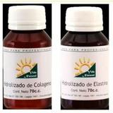 Colageno Hidrolizado Y Elastina Puro Vida Natural