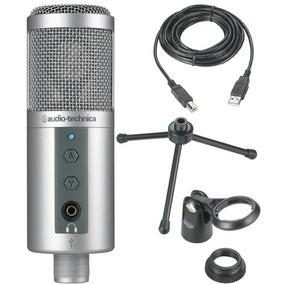 Micrófono Atr2500-usb Usb, Audiotechnica