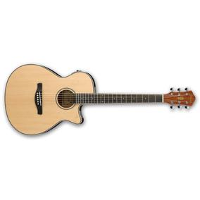 Guitarra Electro-acústica Ibanez Aeg8e-nt Natural Inc. Cable