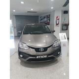 Toyota Etios Xls 1.5 Automático Financiado - Jorge Ferro