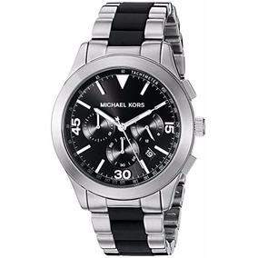 Reloj Mk8452 Michael Kors Am Pm Taquimetro Crono 50m